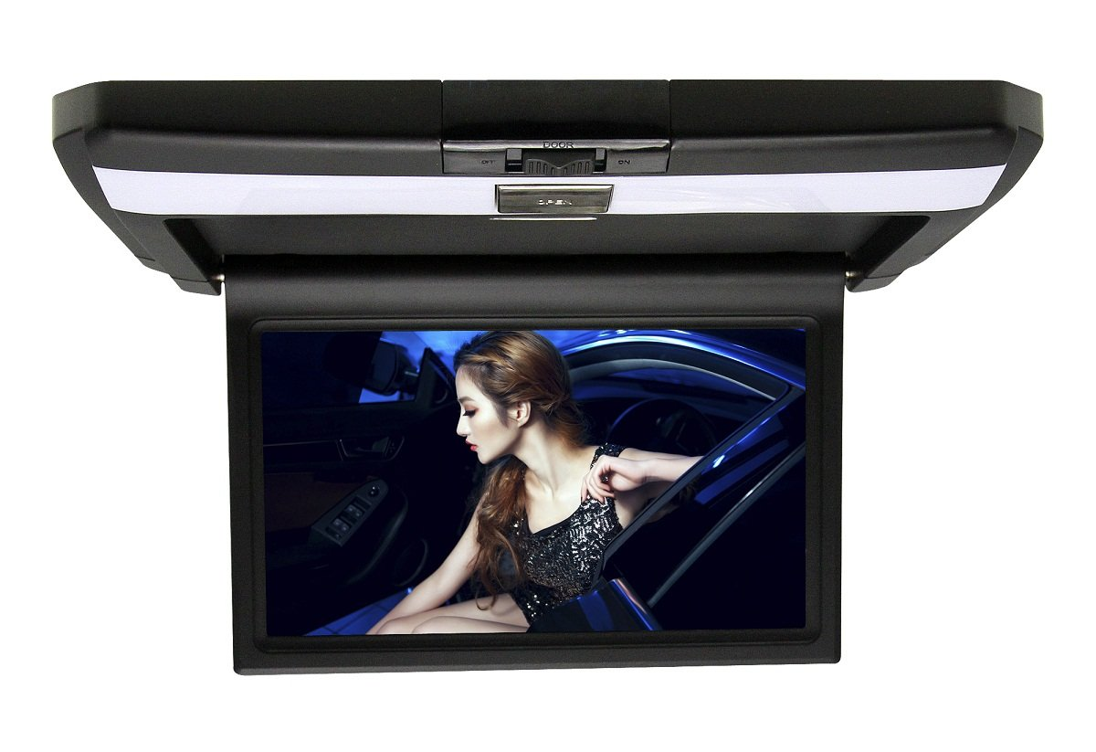 10.1 Inch HD LED Flip Down Monitor