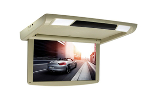 15.6 inch HD LED Fully Motorized Roof-mount Monitor